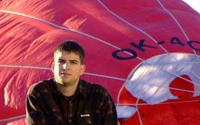 Petr Kubíček na EASA