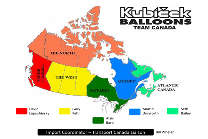 Kanadští dealeři