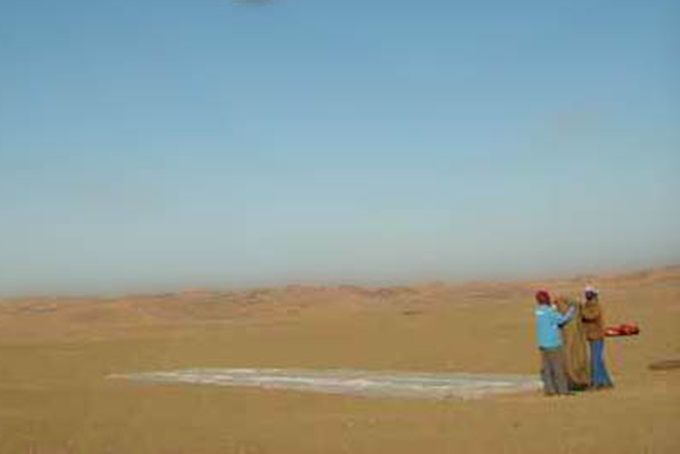 Nová destinace: Africká poušť