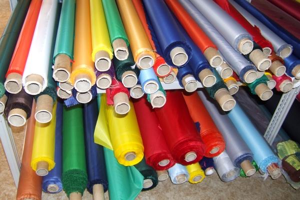 Textilie Kubíček Polyester
