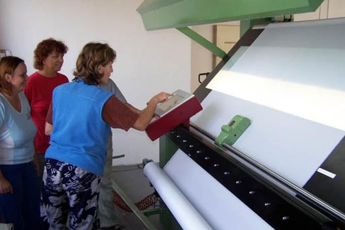 Nová úroveň kontroly textilie