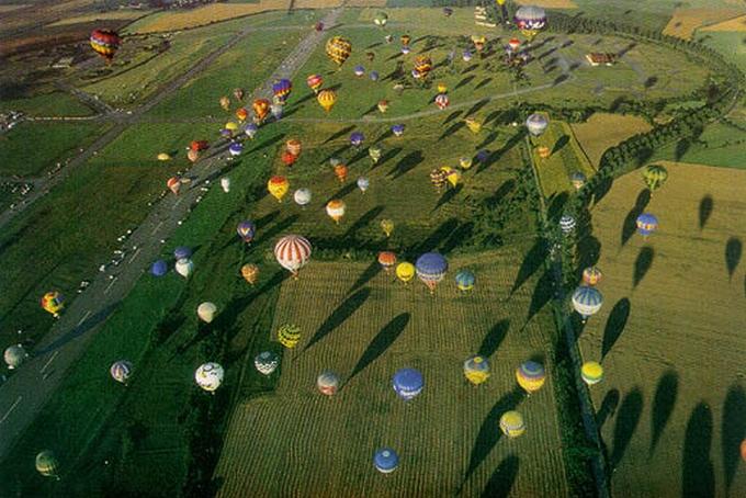Mondial Air Balloons 2007