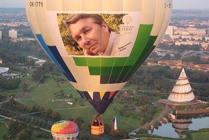 Balóny Kubíček partnery letošního ME v Magdeburgu