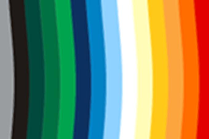 Nová barevnice 2007, rozšířený ceník