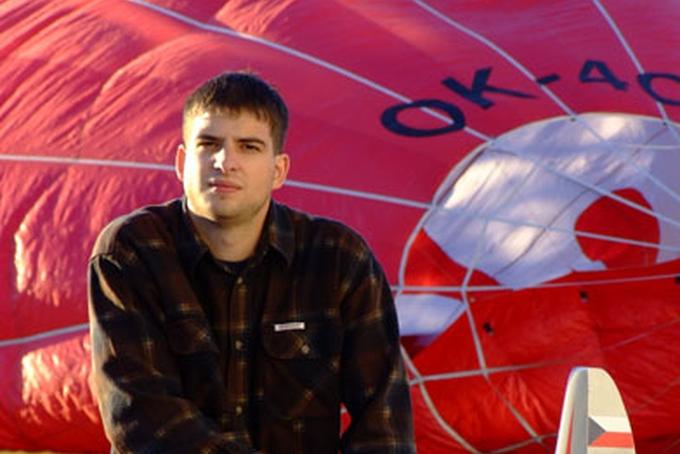 Petr Kubíček Českou hlavou roku 2006