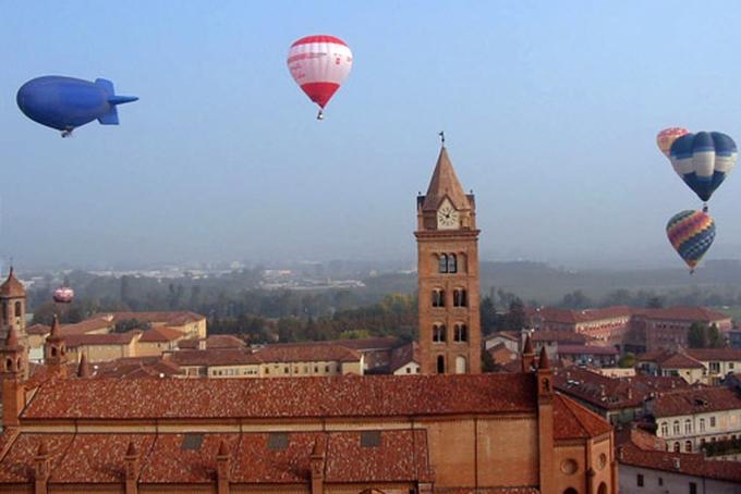 První ročník Lanýžového poháru v Itálii