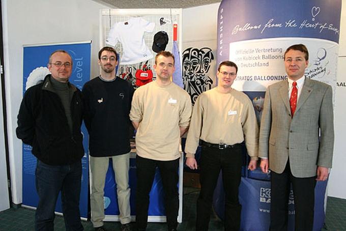 Konference německé balónové federace 2005, Gladenbach
