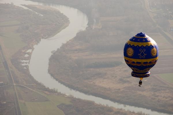 O balónovém létání