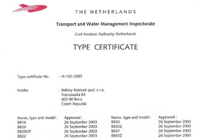 Certifikace v Holandsku