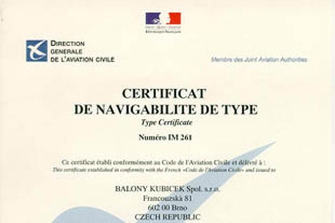 Certifikace ve Francii