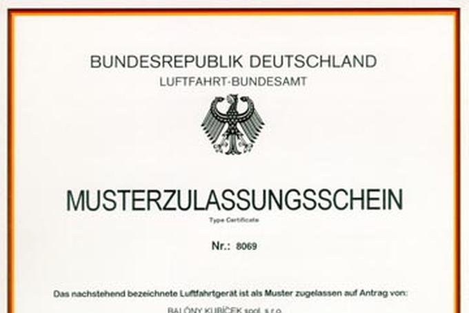 Certifikace v Německu