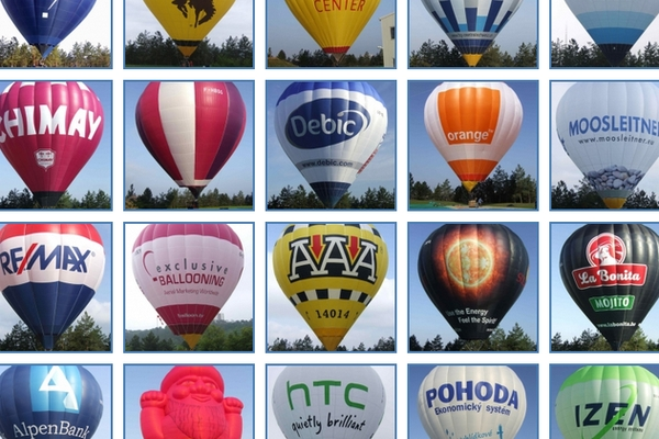 Galerie balónů