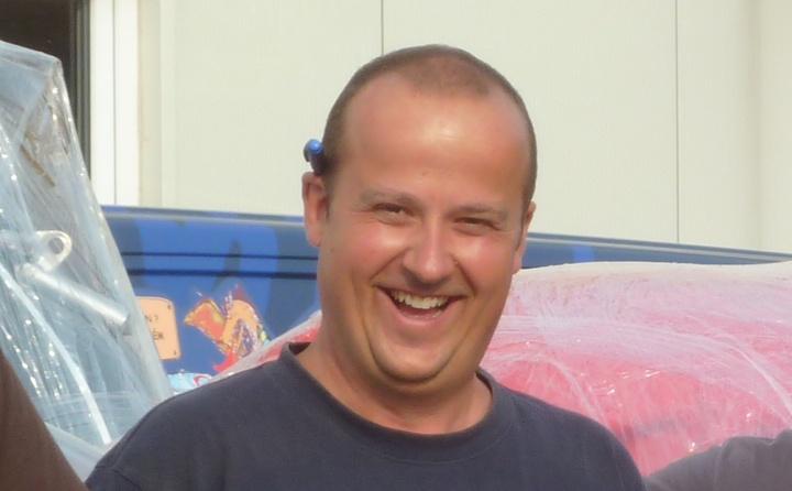 Ondřej Beneš - servisman